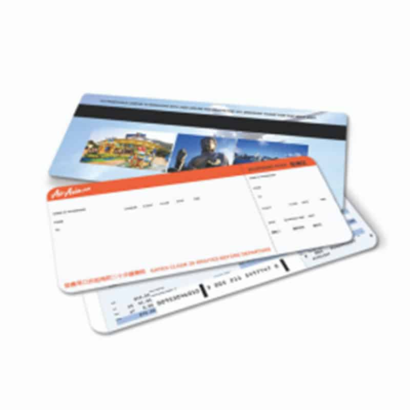 Ticketing & Coupon