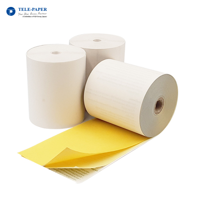 Carbonless Paper Roll